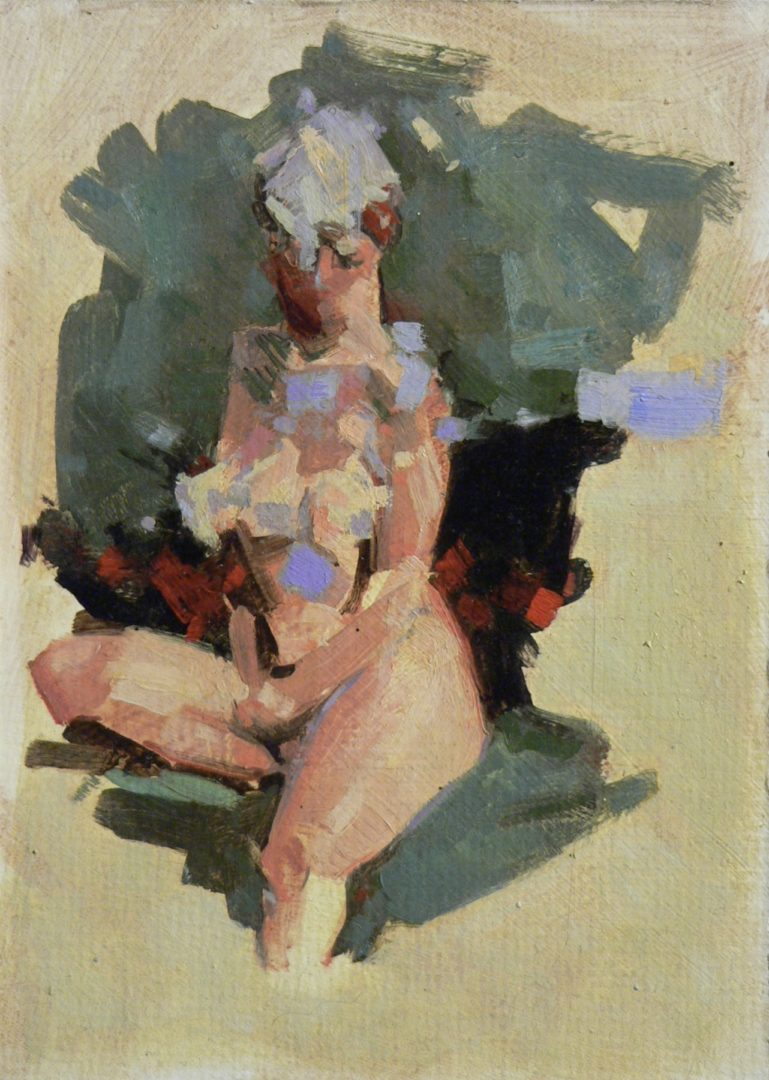 Lee Johnson, Figurative Oil Painter